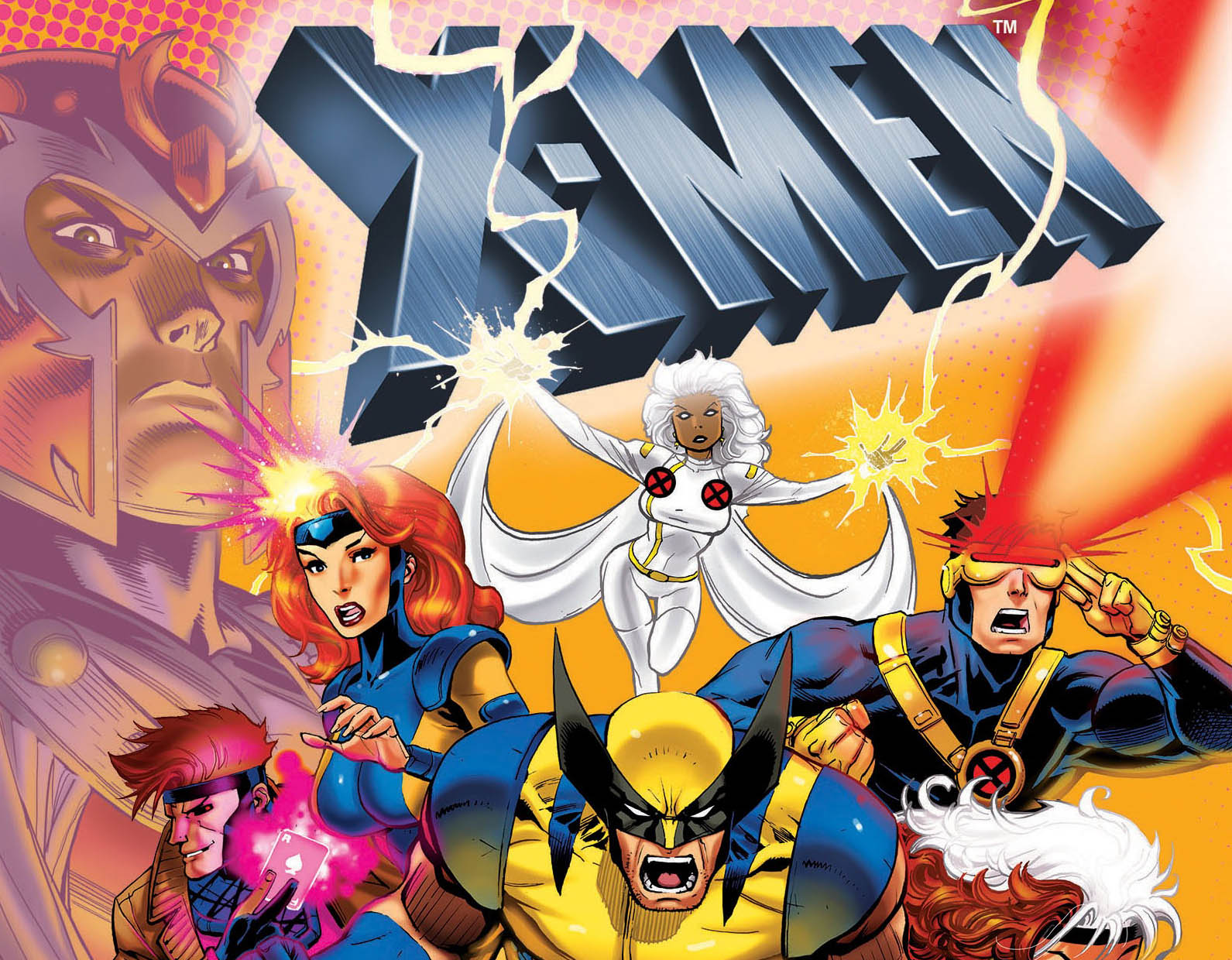 X-Men Animated (1992) and TV Sass