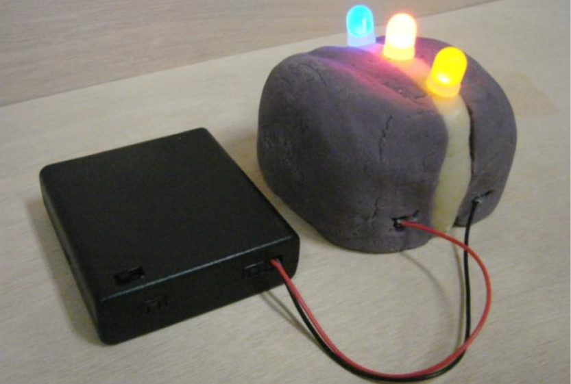Squishy Circuits: An electric lesson for younger youth and children