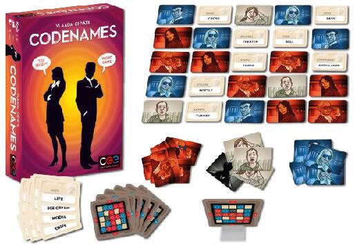 Board Games for Youth Groups: Codenames