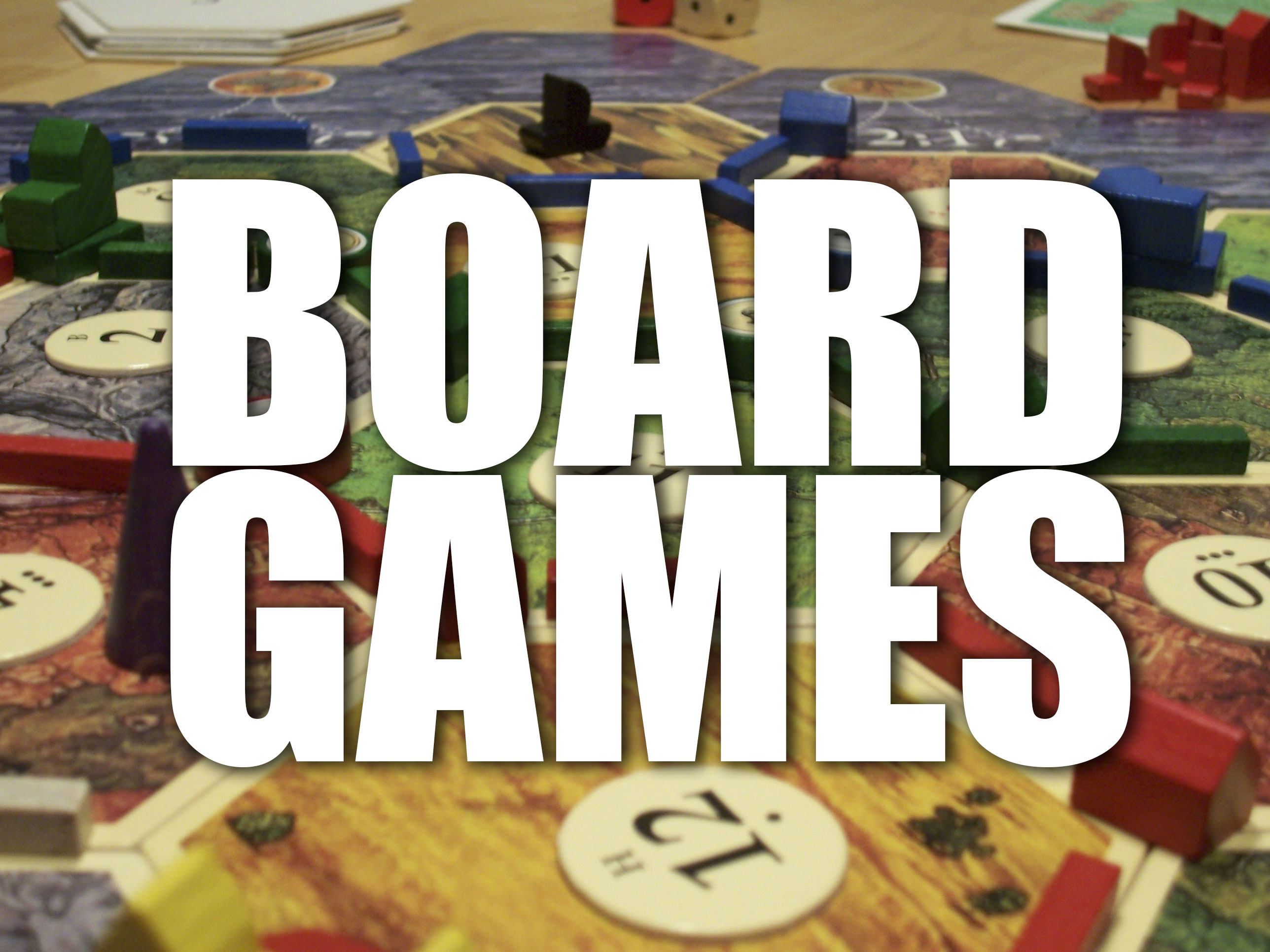 Board Games for Your Family