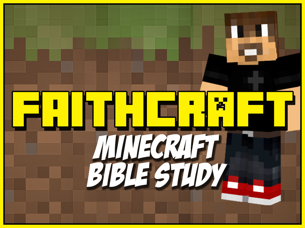 Minecraft Bible Study Update